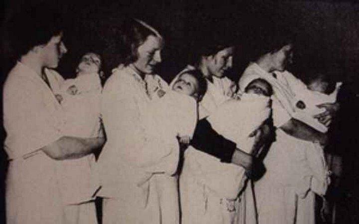 Ангелы смерти из Нагирёва (1 фото)