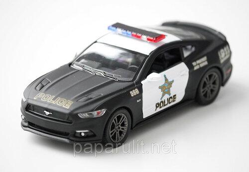 Kinsmart Ford Mustang Police