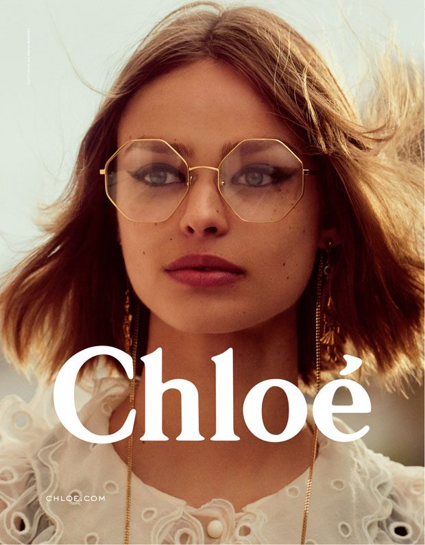Breakthrough Top Models Birgit Kos & Luna Bijl Are The Faces of Chloe