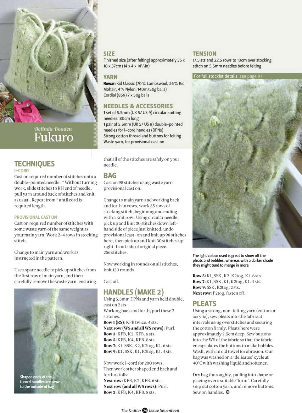 The Knitter - Issue17 2010-ng