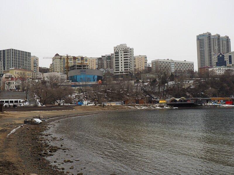 Владивосток, набережная (Vladivostok, the embankment)