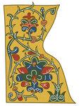 Буквица В (вѣди), 16 век