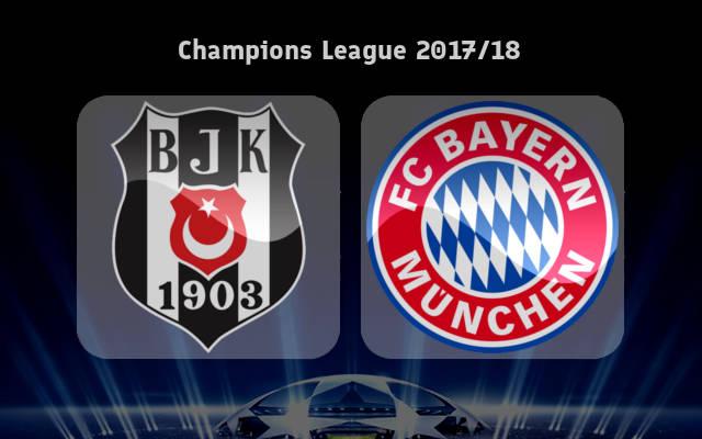 Бешикташ – Бавария (14.03.2018) | Лига Чемпионов 2017/18