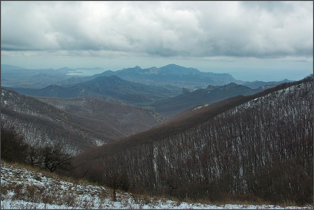 Зима в Киммерии