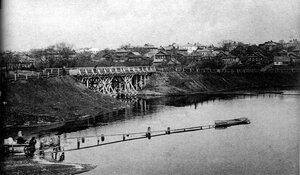Вид на Кимрскую сторону и Вознесенский мост