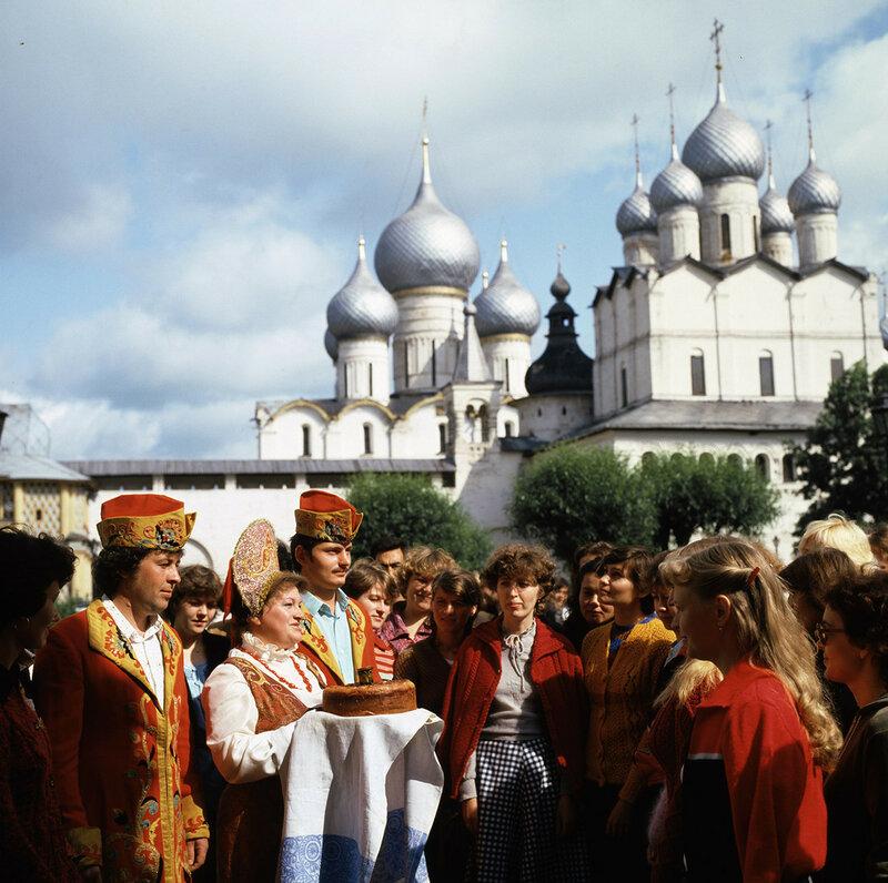 Из архива РИА Новости и ТАСС. Разное красивое. 19315802