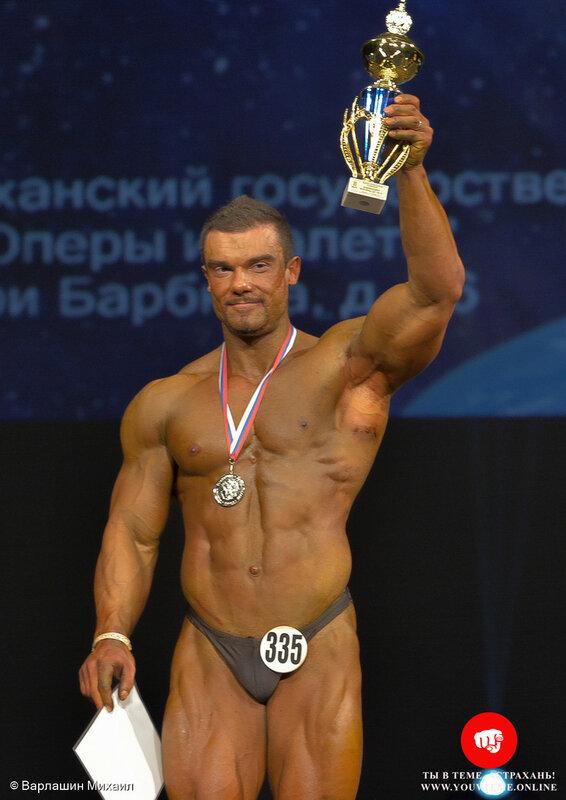 Категория: Бодибилдинг - мужчины 100кг. Чемпионат России по бодибилдингу 2017