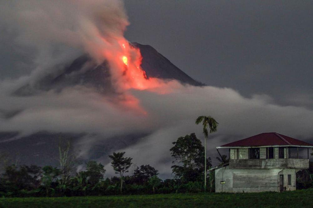 Интересные снимки из Индонезии