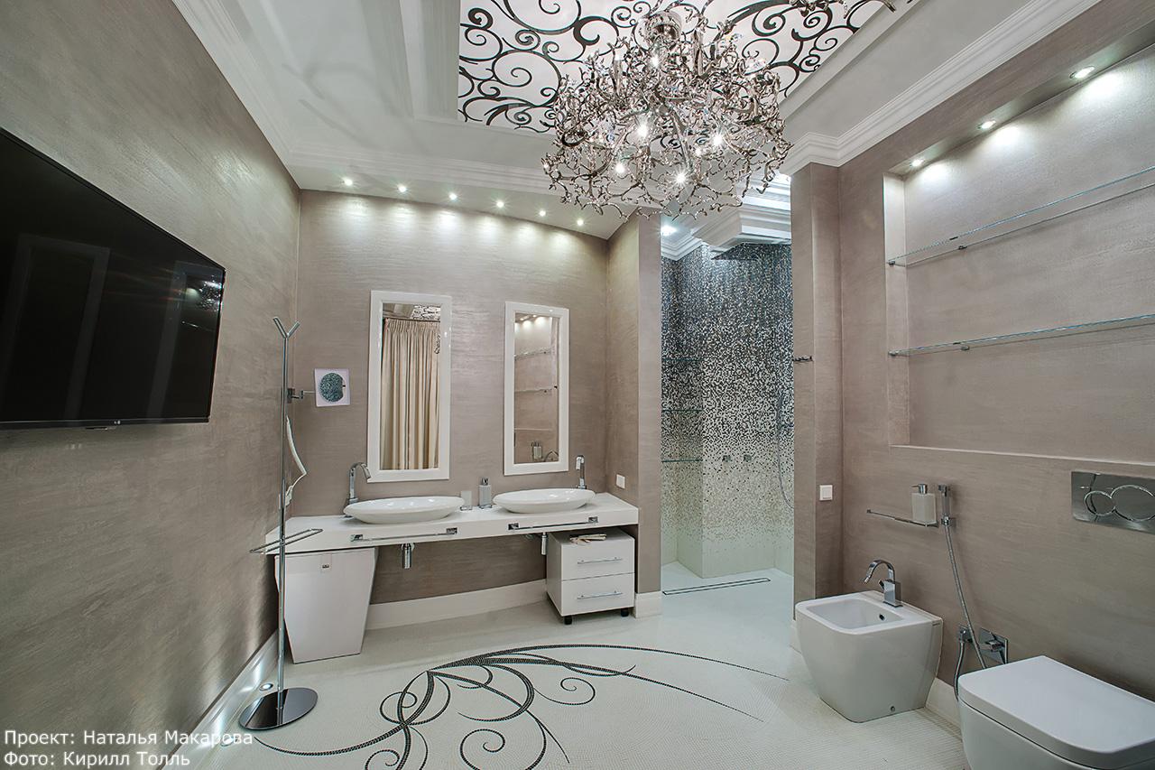 фотографии туалетных комнат