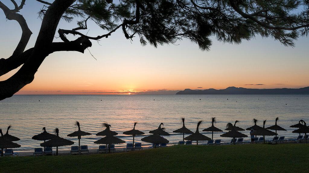 Восход над Балеарским морем