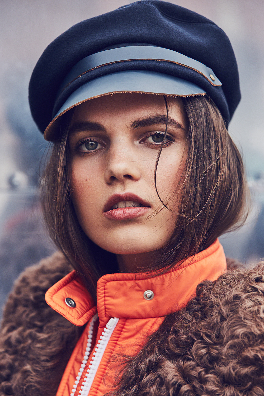 Lily Stewart by Dean Isidro for Harper's Bazaar Turkey