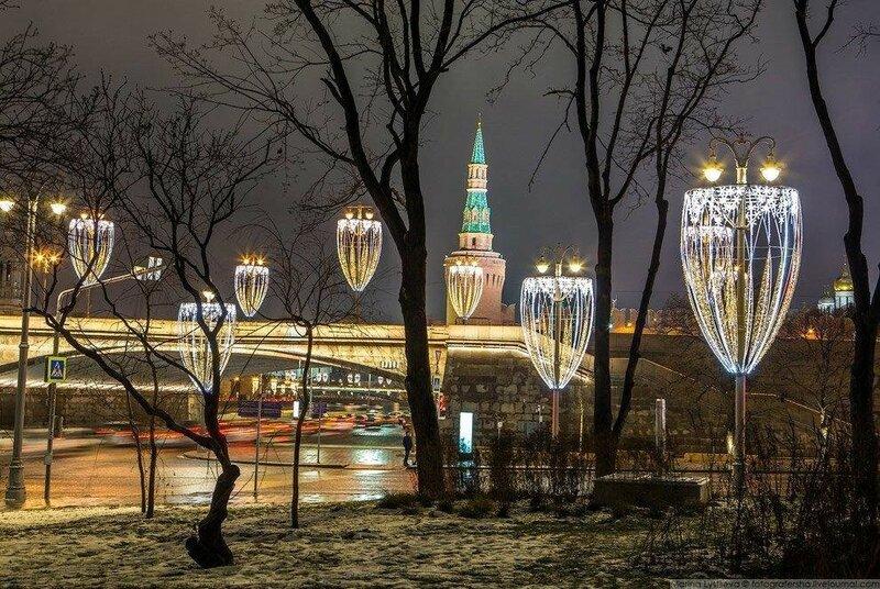 0 17db2c 290af1c3 XL - Новогодняя Москва: 46 фото