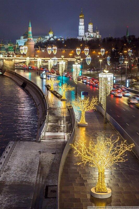 0 17db2e 2691872 XL - Новогодняя Москва: 46 фото