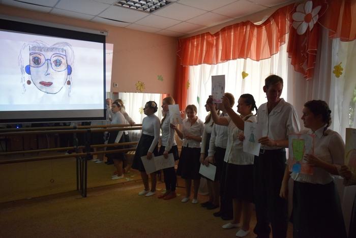 Праздник Покрова в Алчевской духовной лечебнице