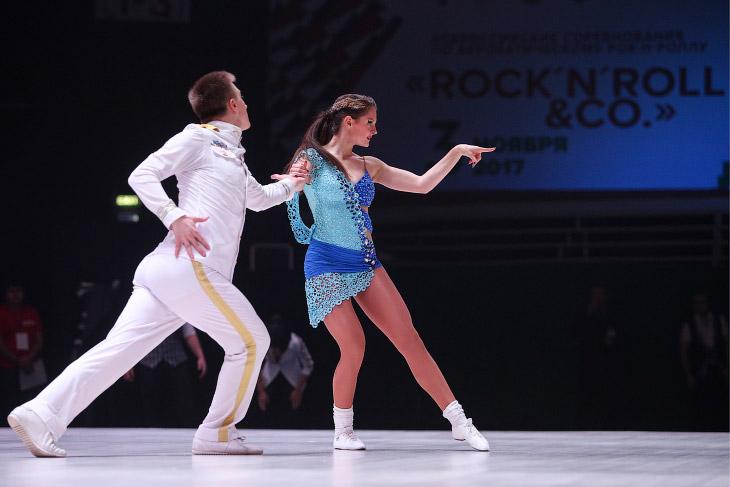 Рок-н-ролл в Казани (11 фото)