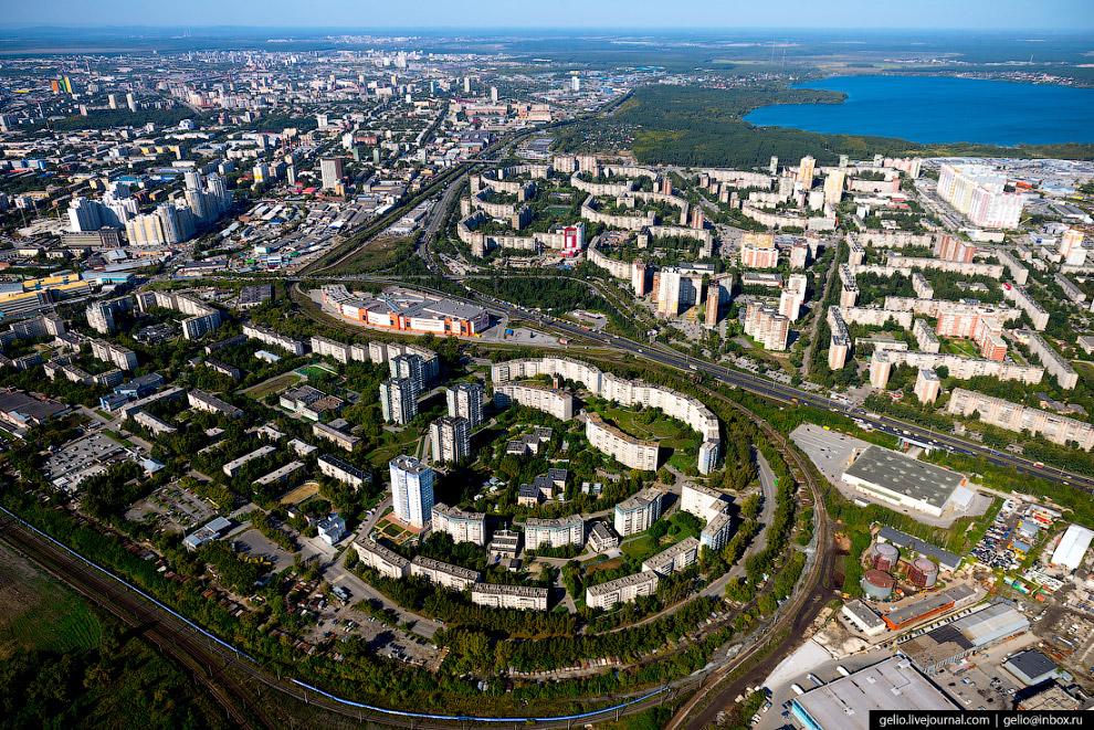 45. Екатеринбург-Сортировочный — крупнейшая сортировочная станция России. Расположена на главном ход