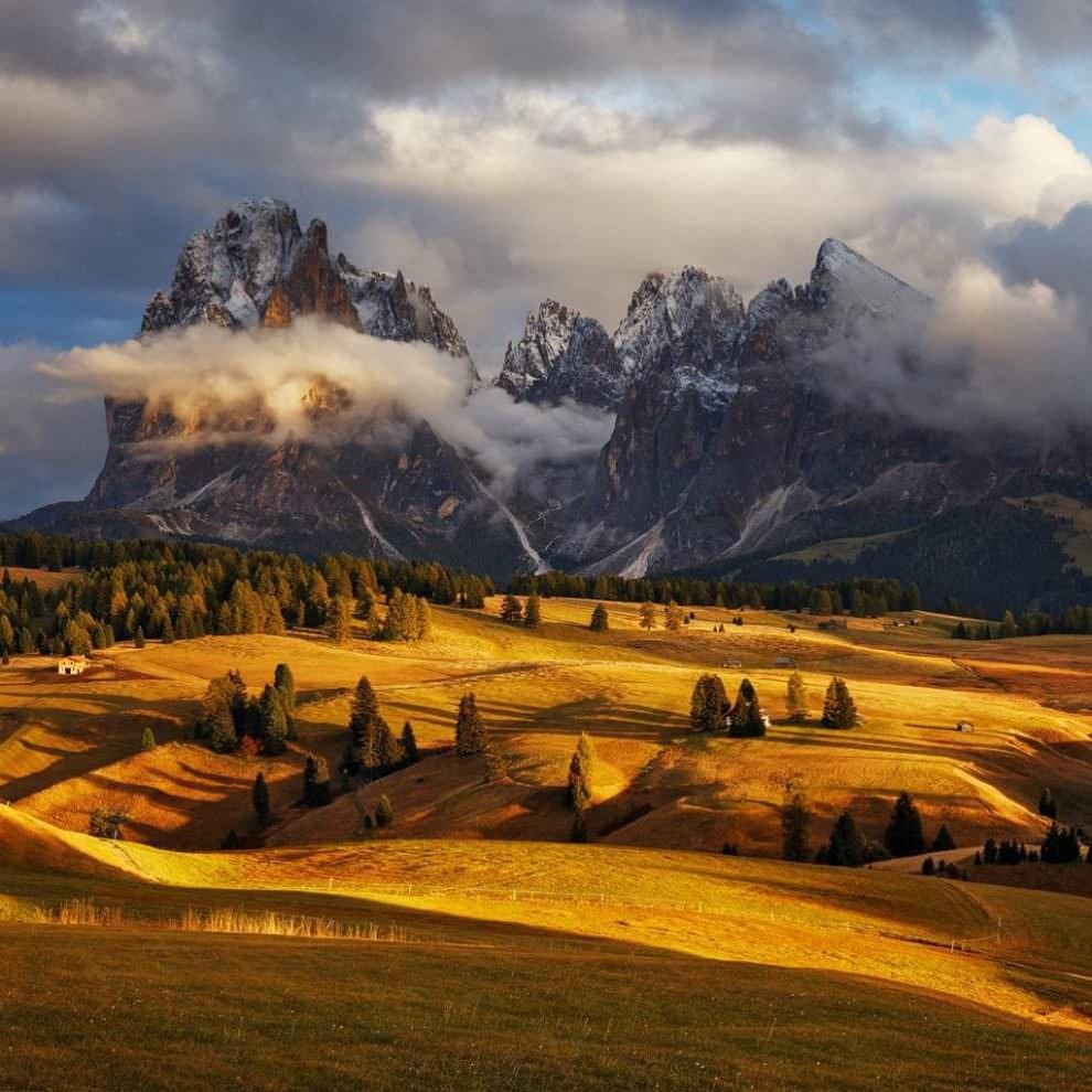 Волшебные пейзажи сельской Швейцарии в фотографиях Martin Rak (30 фото)