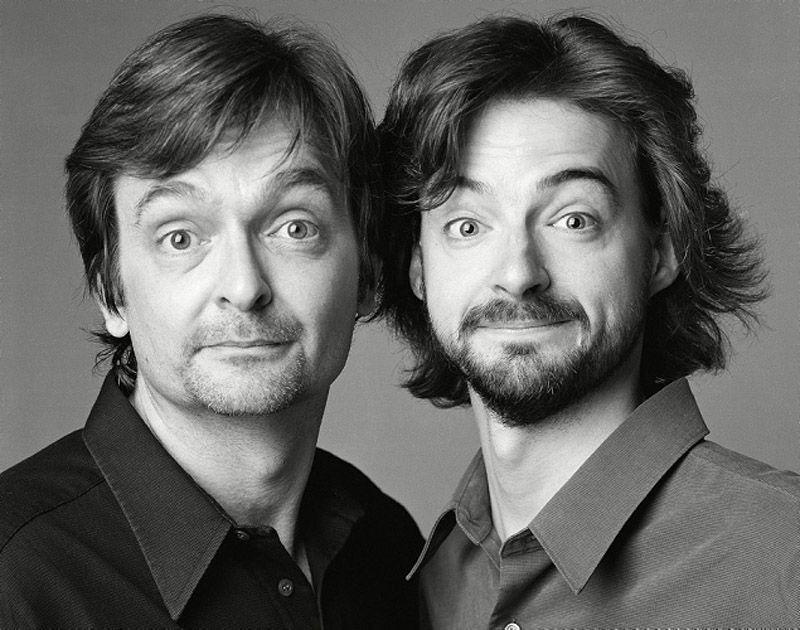 Удивительный проект «Мы не близнецы!»
