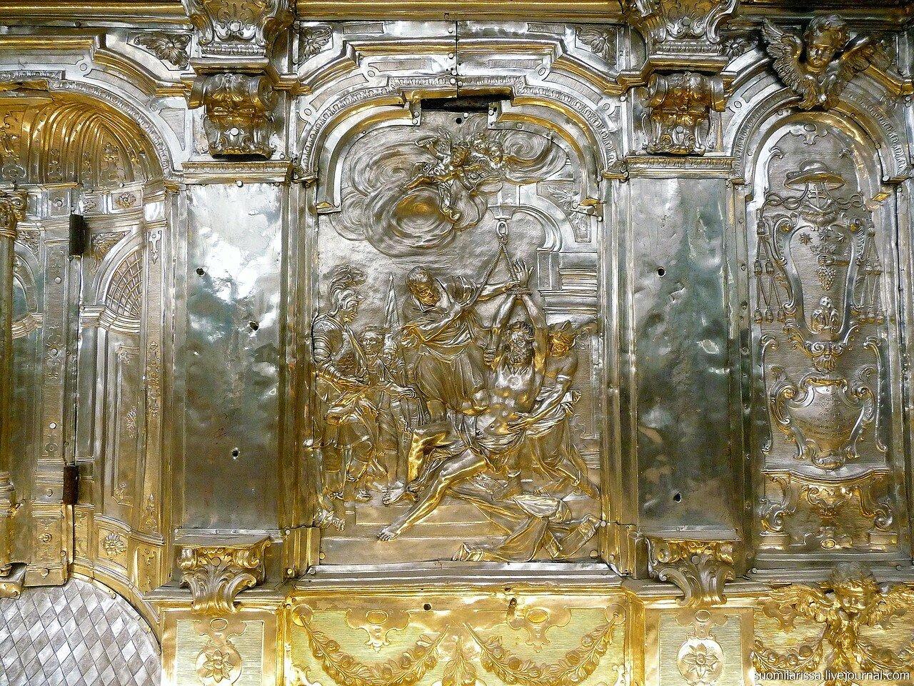 Средневековый артефакт.