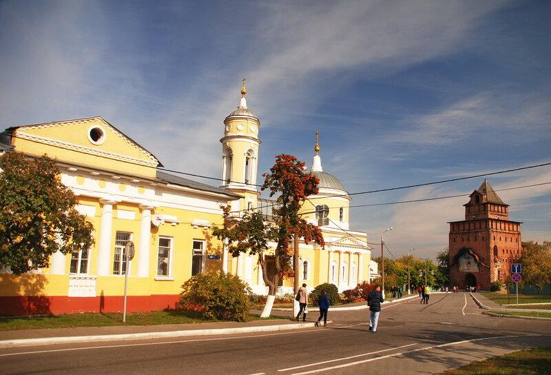 Улица в Коломне