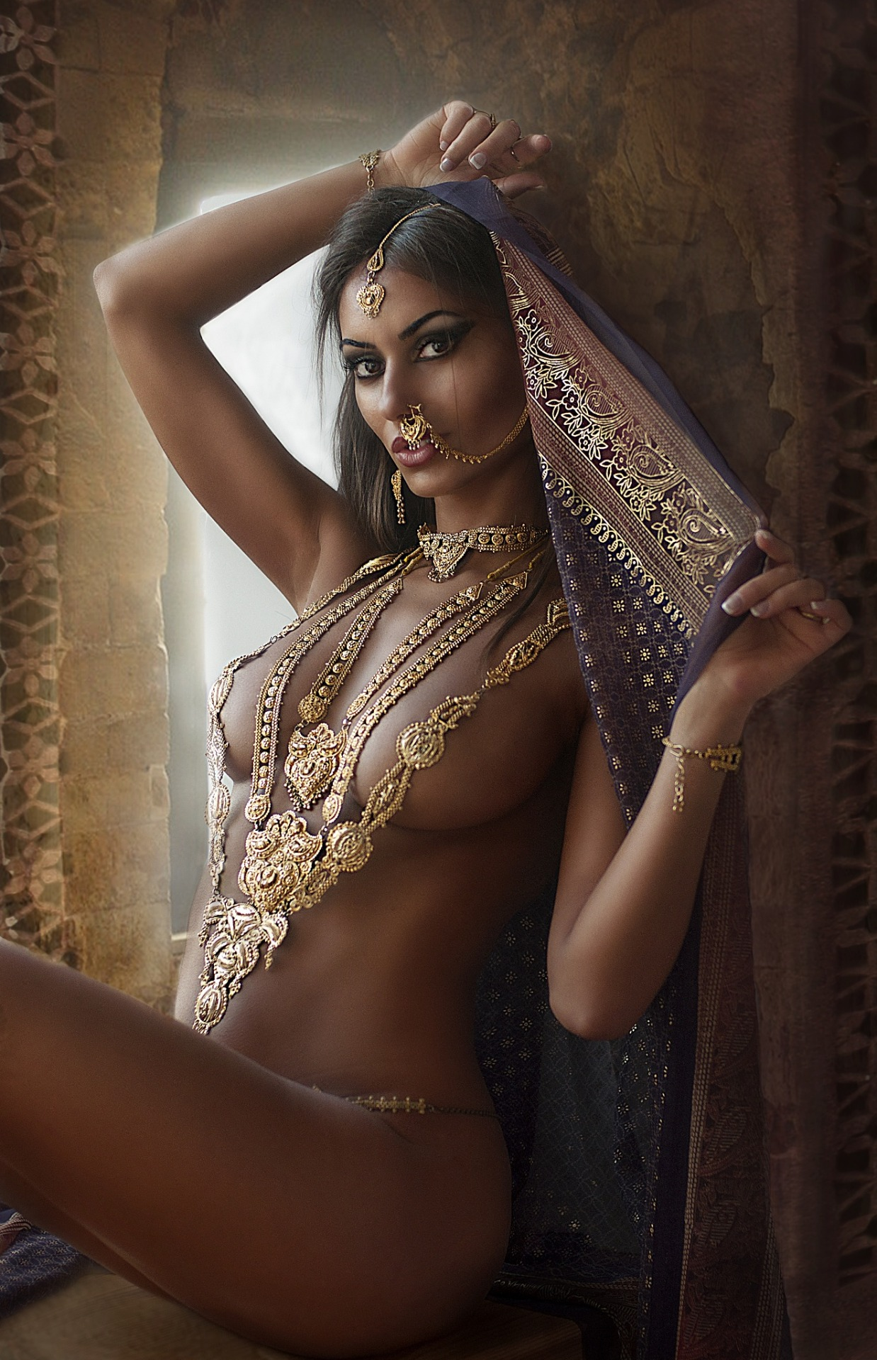 Modelmayhem indian