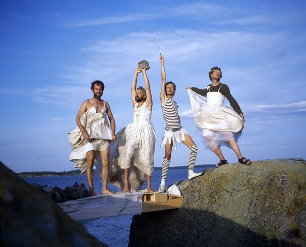 Gelitin Boring Island, 2009 Photo Gelitin
