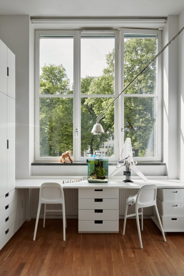 4. Adding Plants to Your Home Office is a Great Idea   Are you looking for a wa