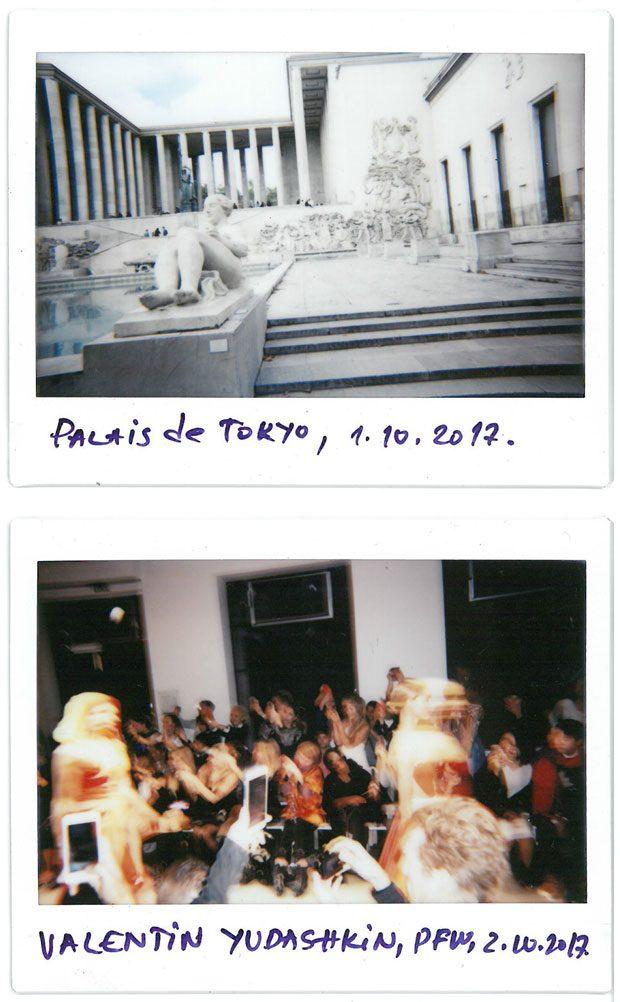 PARIS JE T'AIME - Favourite PFW SS18 Moments