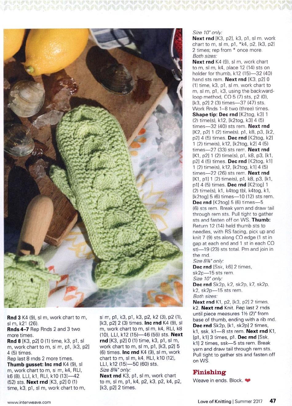 Love of Knitting - Summer 2017-ng
