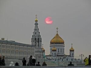 Один московский закат