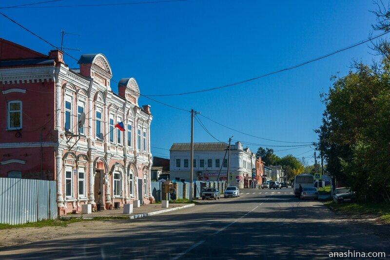поселок Полотняный завод