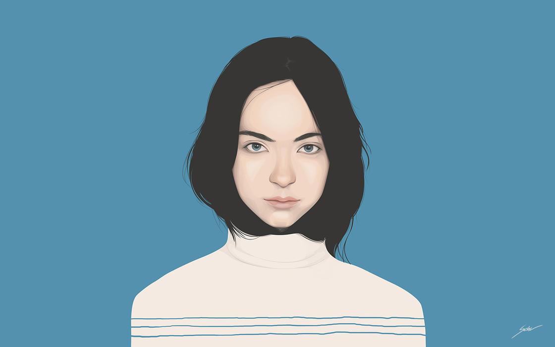 Les superbes portraits de Yuschav Arly