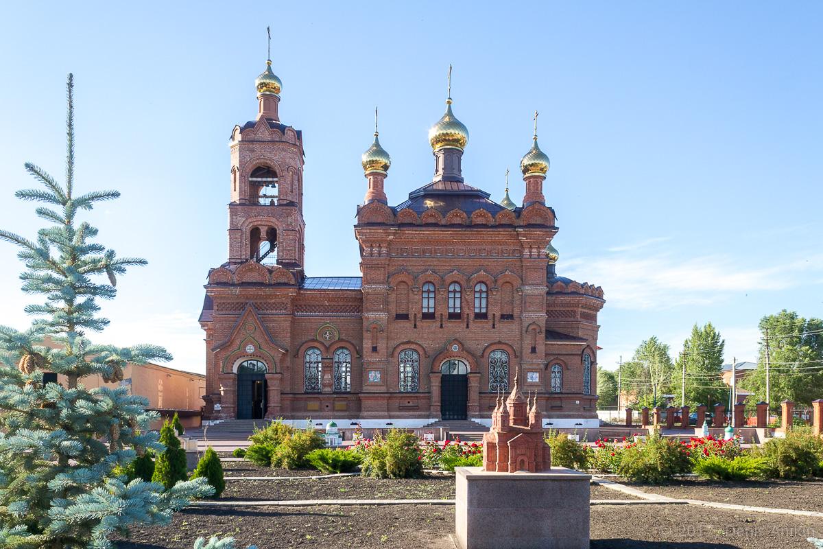 Сад храмов Хвалынск фото 9