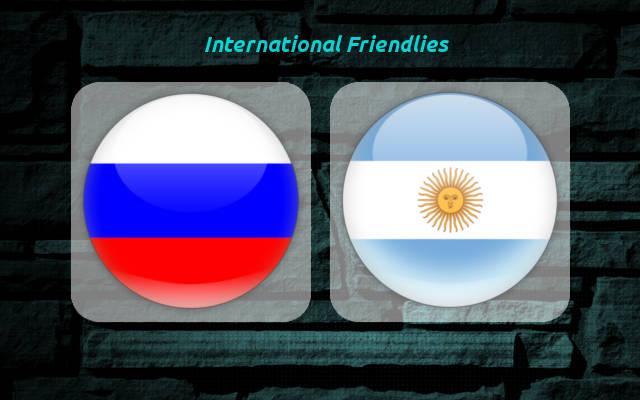 Россия – Аргентина (11.11.2017) | Товарищеский матч 2017