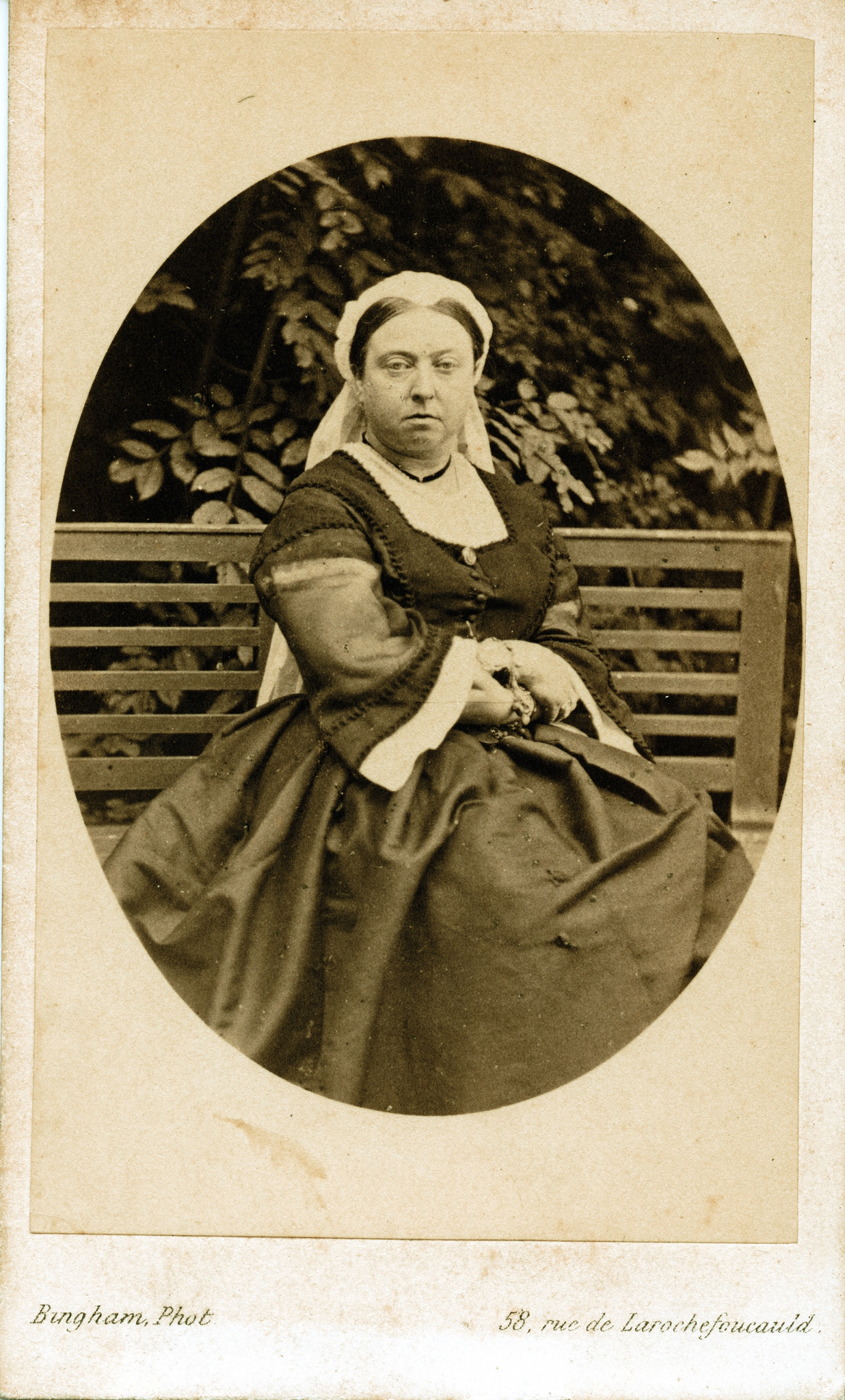 1865. Королева Виктория