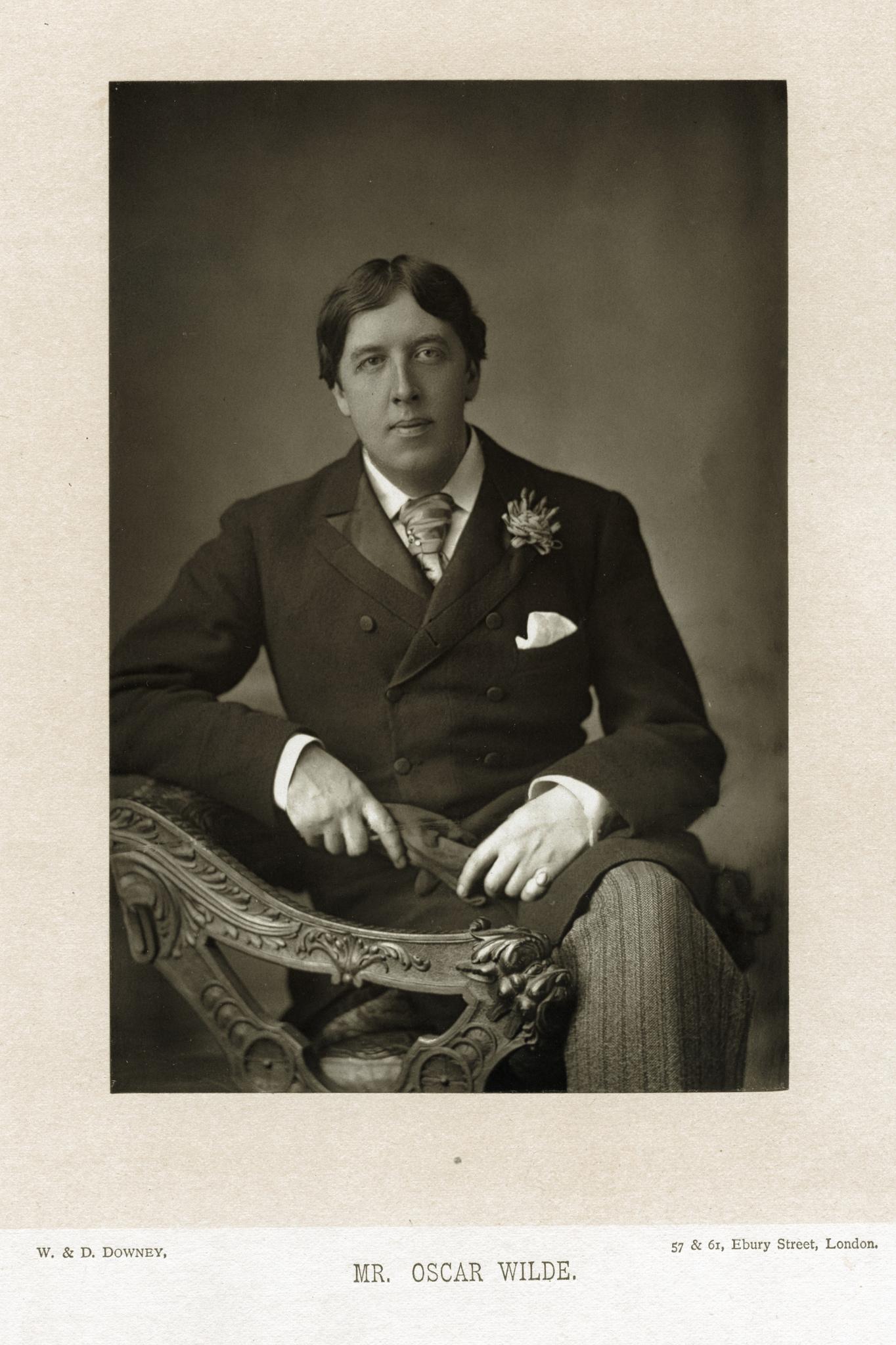 1880. Оскар Уайльд