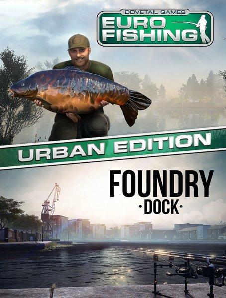 Euro Fishing: Urban Edition (2017/RUS/ENG/RePack by xatab)