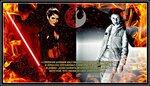 StarWars :Leia Skywalker -Dark Side +текст