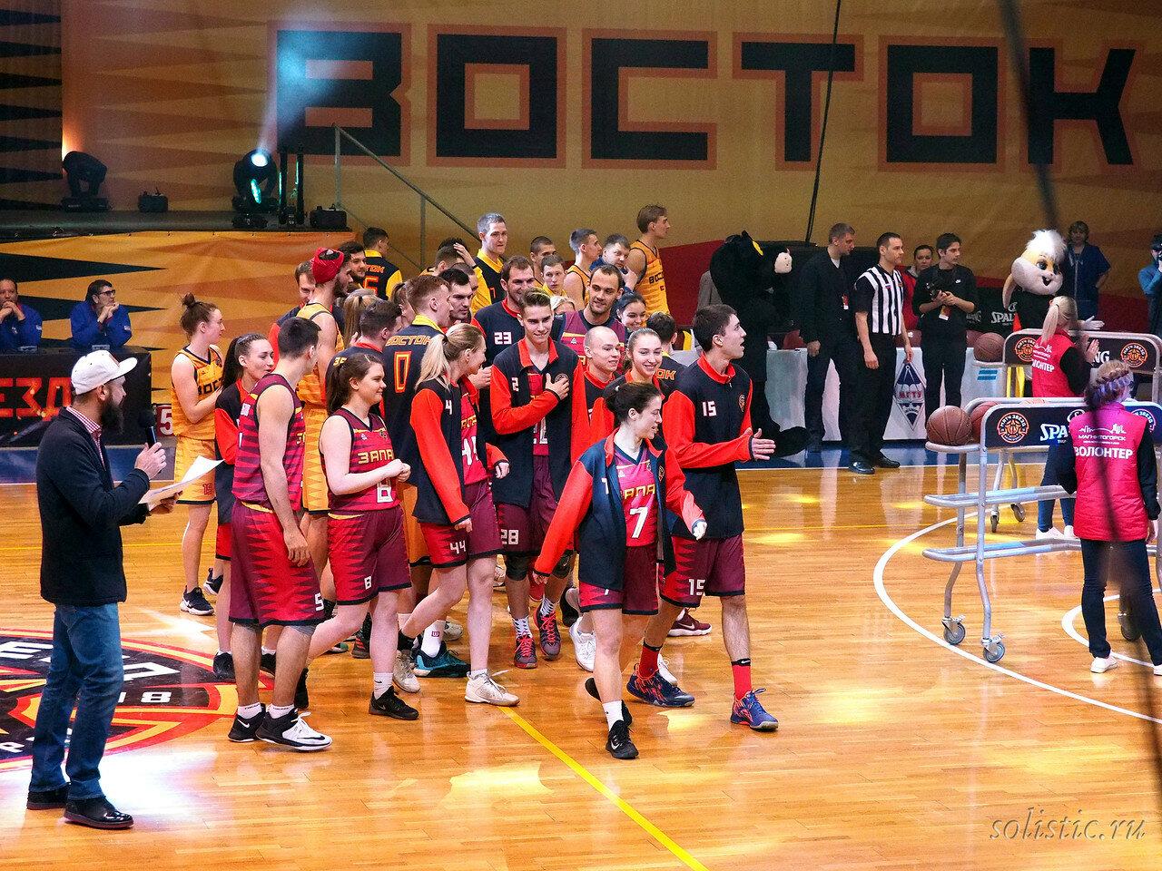 88 Матч звезд АСБ 2018 (ассоциации студенческого баскетбола)