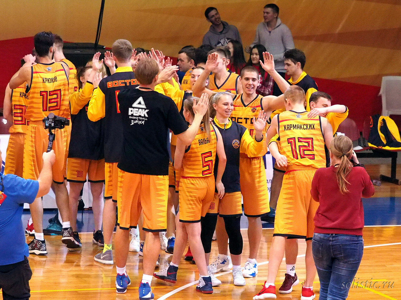 147 Матч звезд АСБ 2018 (ассоциации студенческого баскетбола)