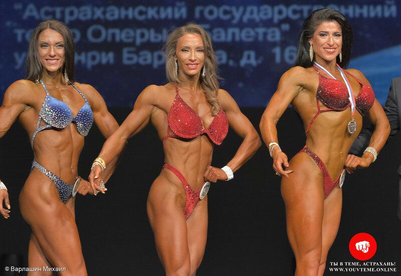 Категория: Бодифитнес-мастера. Чемпионат и Первенство России по бодибилдингу 2017