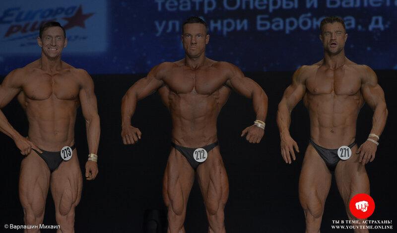Категория: Классический бодибилдинг +180см. Чемпионат России по бодибилдингу 2017