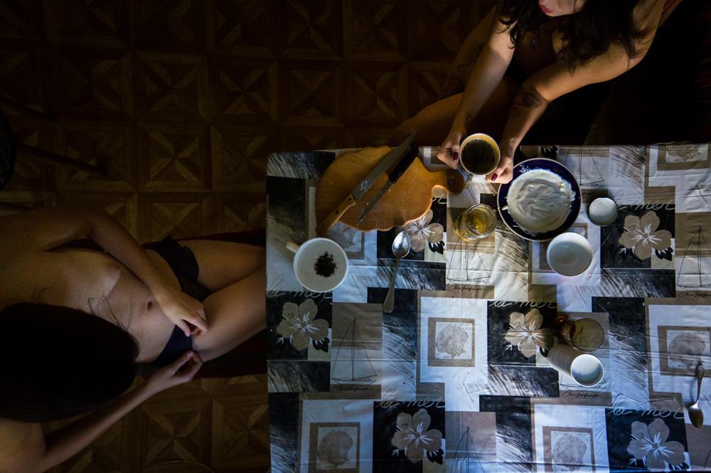 Голые будни на снимках Игоря Чекачкова