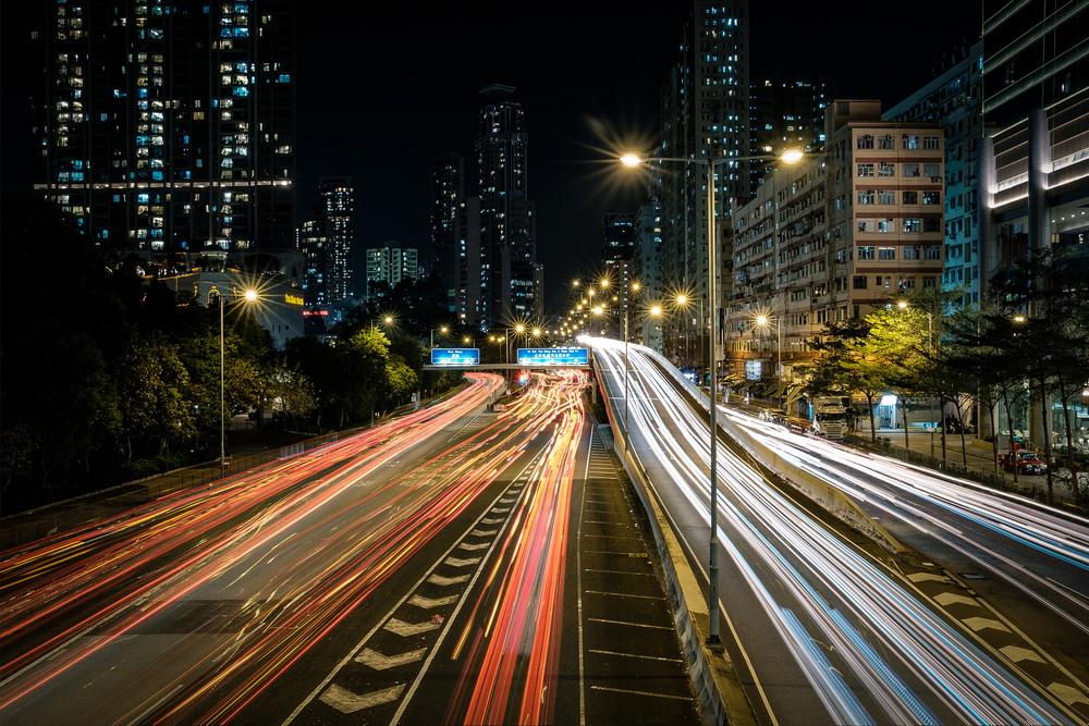 Городские и природные пейзажи Джеймса Вонга