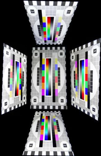 Углы обзора дисплея