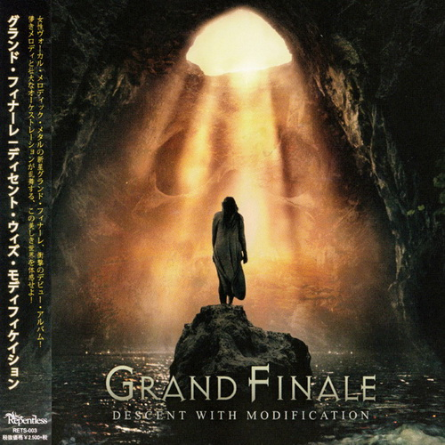 Grand Finale - 2018 - Descent With Modification [Repentless, RETS-003, Japan]