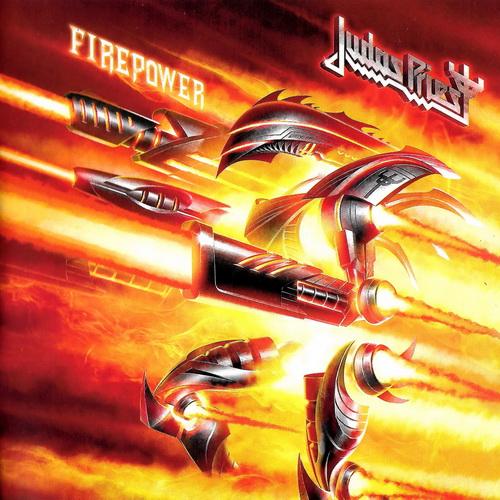 Judas Priest - 2018 - Firepower [Sony, 19075804832, EU]