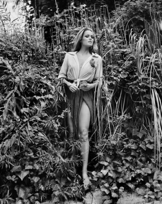 Ursula Andress photographed by Philippe Halsman