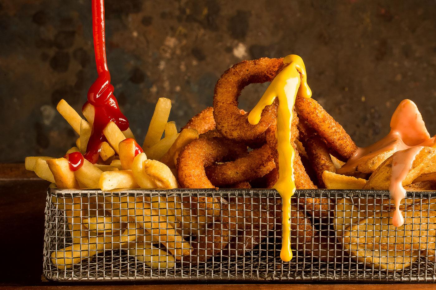Красивая еда для Bottoms Up / фото  Rahul Gupta