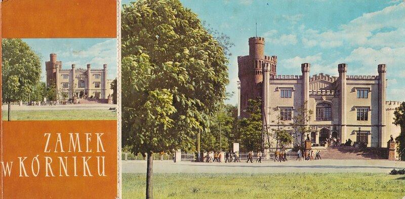 Zamek w Korniku